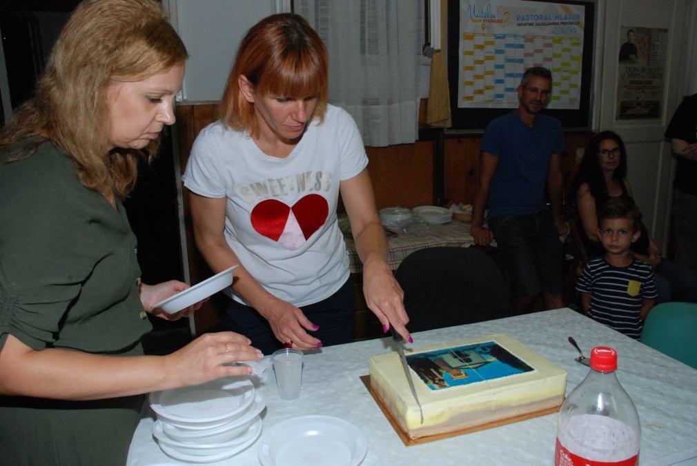 24. srpnja 2020. - Susret župnih suradnika na Kantridi