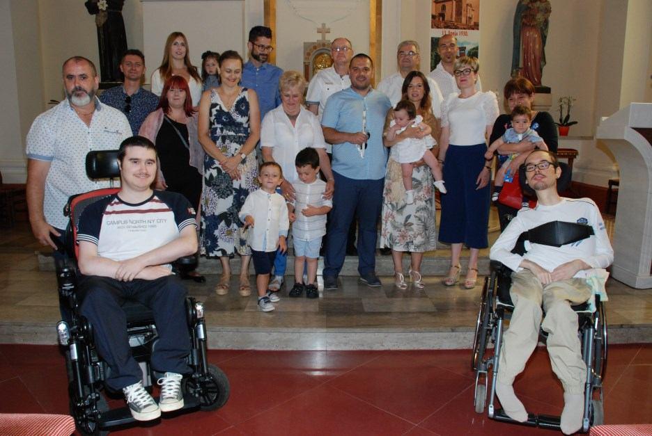 25. srpnja 2020. - Krštenje Franke Dugina