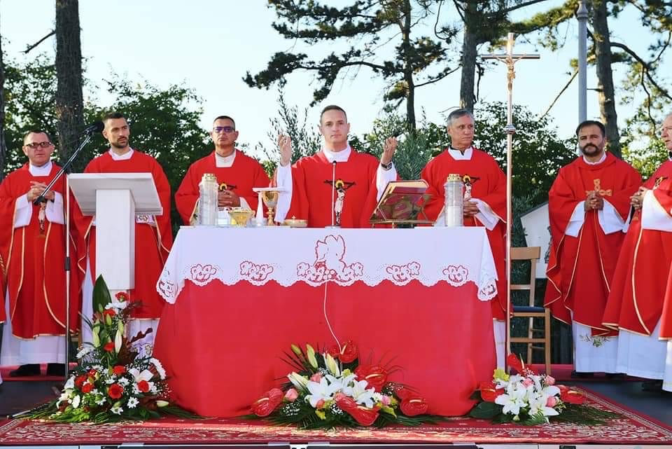 Križevica na Srdočima u znaku 10. obljetnice od posvete župne crkve