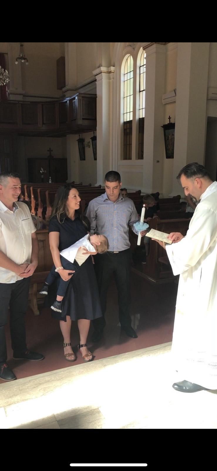 05. rujna 2020. - Krštenje Roka Lukića
