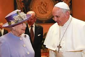 Papina sućut povodom preminuća princa Philipa