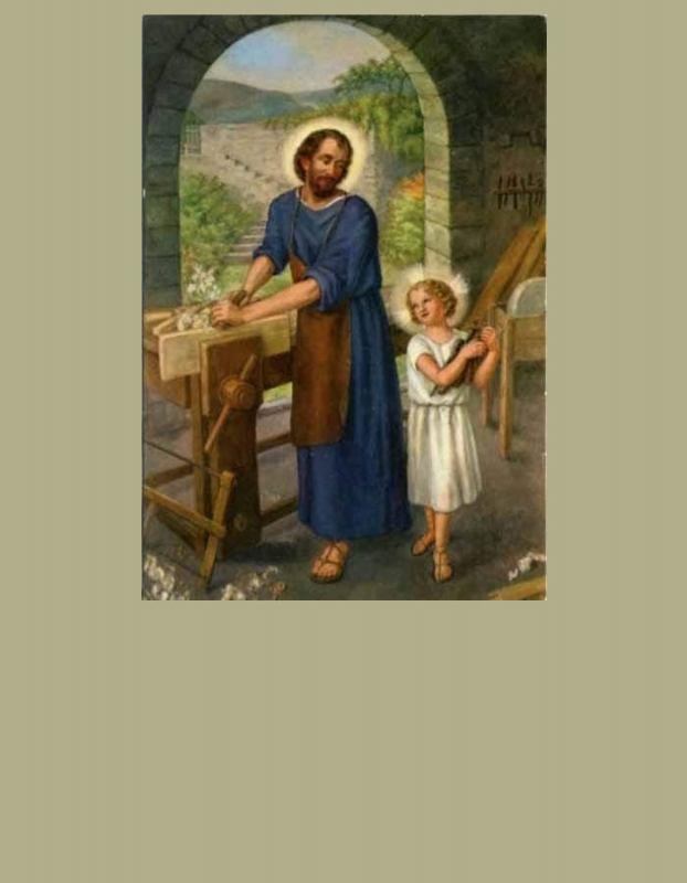 Blagdan sv. Josipa radnika i međunarodni praznik rada