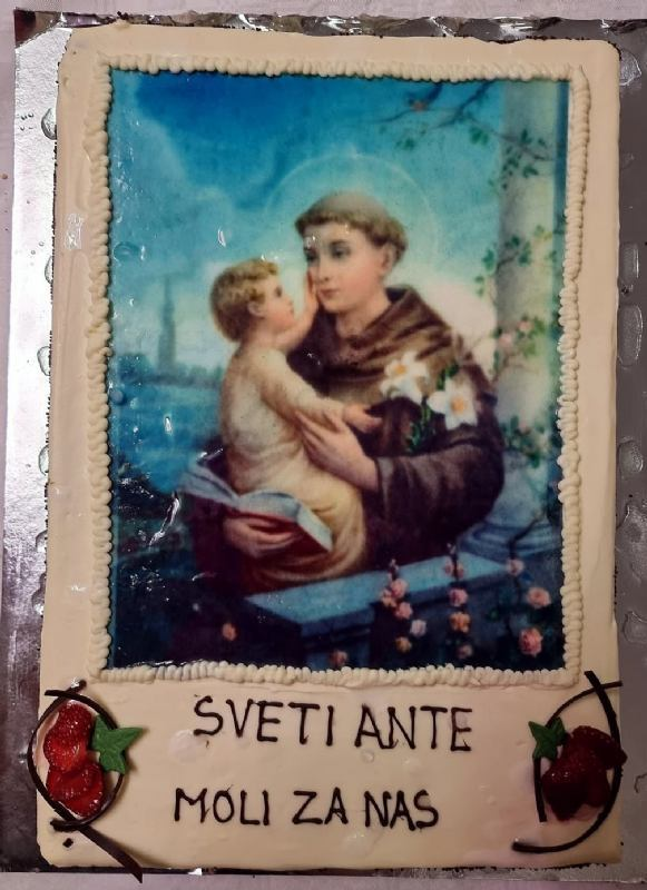 Župa sv. Antuna Padovanskog na Kantridi proslavila je 13. lipnja blagdan svog nebeskog zaštitnika