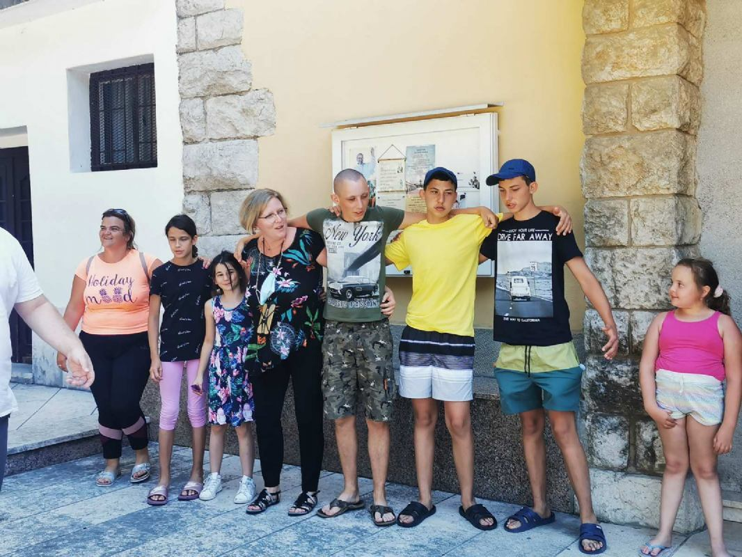 Učenici iz Petrinje posjetili i župu Kantrida