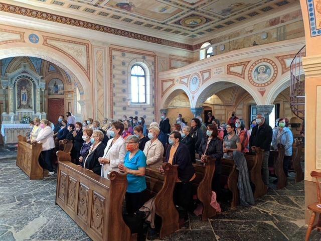 Hodočašće na Svetu Goru kraj Gerova o Gospi Karmelskoj