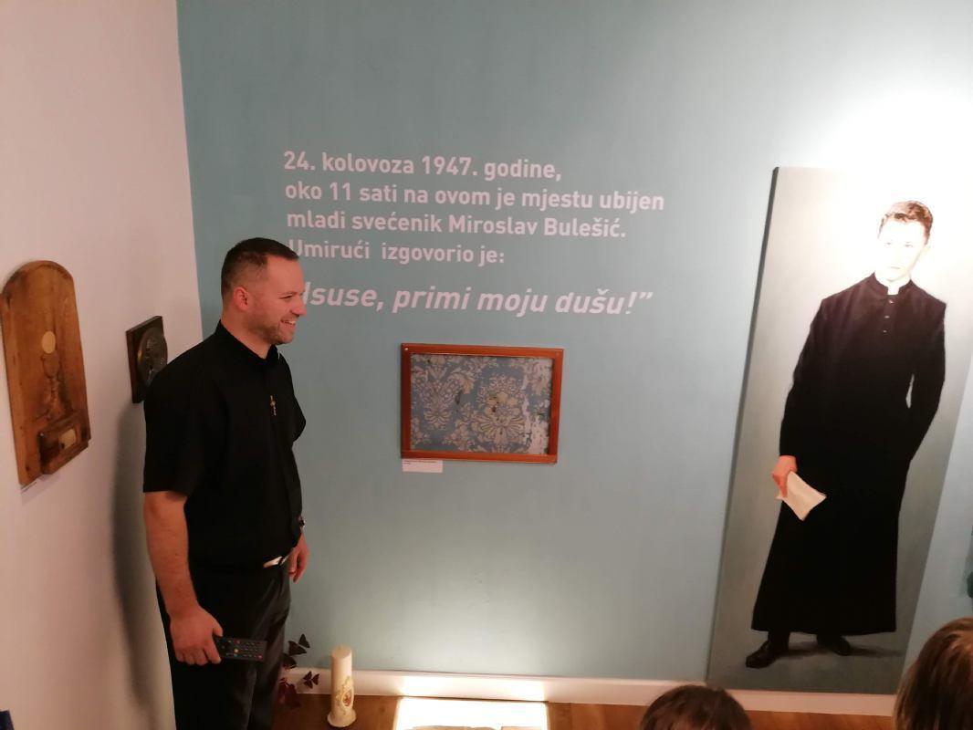 Hodočašće s Kantride i Rijeke u Lanišće prigodom 8-obljetnice beatifikacije  Miroslava Bulešića